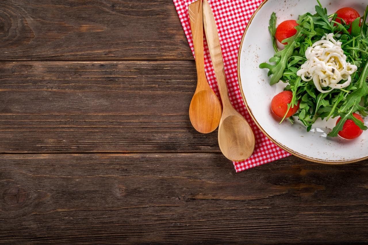 Mat och träslevar